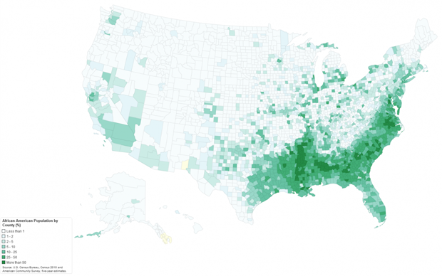 blacks-per-capita-by-county-almost-none-in-the-plains
